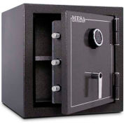"Mesa Safe Burglary & Fire Safe Cabinet MBF2020E 2 Hr Fire Rating Digital Lock 22""W x 22""D x 22-1/2""H"