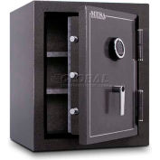 "Mesa Safe Burglary & Fire Safe Cabinet MBF2620E 2 Hr Fire Rating Digital Lock22""W x 22""D x 26-1/2""H"
