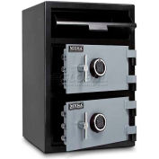 "Mesa Safe B-Rate Depository Safe MFL3020EE Front Loading, Digital Lock, 20""W x 20""D x 30""H"
