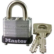 Master Lock® Warded Laminated Padlocks - No. 10ka - Pkg Qty 144