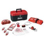 Master Lock® Personal Lockout Kit, Valve