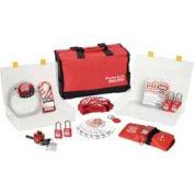 Master Lock® Group Lockout Kit, Valve