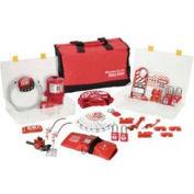 Master Lock® Group Lockout Kit, Valve & Electrical