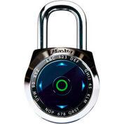 "Master Lock® No. 1500eXD dialSpeed™ Digital Combination Padlock - 2-1/2"" Shackle"