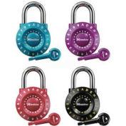 Master Lock® Precision Dial Combination Lock - No. 1590d - Pkg Qty 16