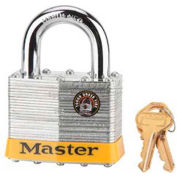 Master Lock® Laminated Padlock - No. 15dpf - Pkg Qty 24