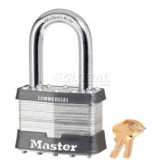 Master Lock® General Security Laminated Padlocks - No. 15lh - Pkg Qty 24