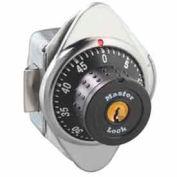 Master Lock® No. 1654 Built-In Combo Lock for Horizontal Latch Box Locker - RH
