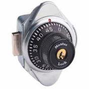 Master Lock® No. 1670 Built-In Combination Deadbolt Lock Right Hinged