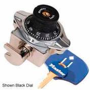 Master Lock® No. 1695MKMDPRPADA Built-In Combo Lock - ADA Compliant Wrap Around Latch - Purple