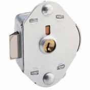 Master Lock&#174: No. 1714KA Built-In Key Operated Auto Springbolt Locking Lock Keyed Alike