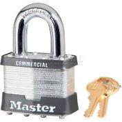 Master Lock® General Security Laminated Padlocks - No. 17nka - Pkg Qty 24