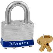 Master Lock® Universal Pin Laminated Padlocks - No. 1up - Pkg Qty 24