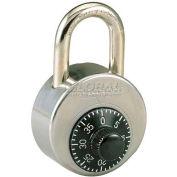 Master Lock® Non-Resettable Combination Padlocks - No. 2001ka - Pkg Qty 24