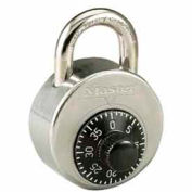 Master Lock® High Security Combo Padlock, Short Shackle Combination Alike