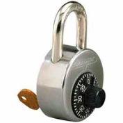 Master Lock® High Security Combo Padlock with Key Control