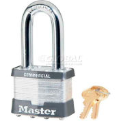 Master Lock® General Security Laminated Padlocks - No. 27kalh - Pkg Qty 24