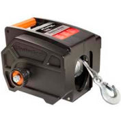 Master Lock® Electric Winch, 12V, Portable