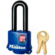 Master Lock® No. 312KALH General Security Weather Resistant Covered Laminated Padlocks - Pkg Qty 24