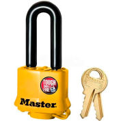 Master Lock® General Security Weather Resistant Covered Laminated Padlocks - No. 315kalh - Pkg Qty 24