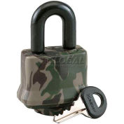 Master Lock® General Security Weather Resistant Covered Laminated Padlocks - No. 317ka - Pkg Qty 24
