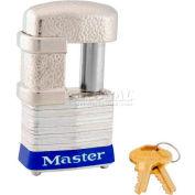 Master Lock® General Security Laminated Shrouded Padlocks - No. 37 - Pkg Qty 24