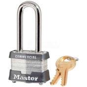Master Lock® General Security Laminated Keyed Alike Padlocks - No. 3kalh - Pkg Qty 6