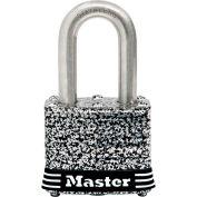 "Master Lock® General Security Laminated Padlock - No. 3SSKADLDHC - 1-1/8"" Shackle - Pkg Qty 6"