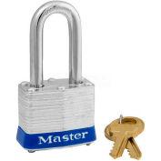 Master Lock® Universal Pin Laminated Padlocks - No. 3uplf - Pkg Qty 24