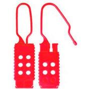 """Master Lock® Lockout Hasp, Nylon Plastic, 1-5/8""""W X 6-7/8""""L"""