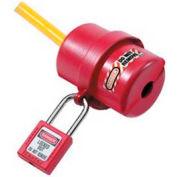 Master Lock® Rotating Electrical Plug Lockout, 487
