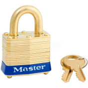 Master Lock® General Security Laminated Padlocks - No. 4b - Pkg Qty 24