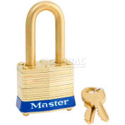 Master Lock® General Security Laminated Padlocks - No. 4kablf - Pkg Qty 24