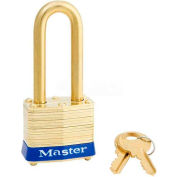 Master Lock® General Security Laminated Padlocks - No. 4kablh - Pkg Qty 24