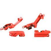 Master Lock® Grip Tight™ Circuit Breaker Lockout - Pkg Qty 24