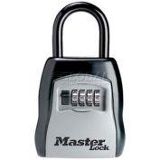 Master Lock® 5400D Portable 4-Digit Combination Keylock Box - Holds 1-5 Keys