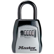 Master Lock® No. 5400D Portable 4-Digit Combination Keylock Box - Holds 1-5 Keys