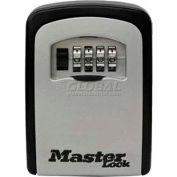 Master Lock® No. 5401D 4-Digit Locking Combination Wall Mount Keylock Box - Holds 1-5 Keys