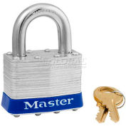 Master Lock® Universal Pin Laminated Padlocks - No. 5up - Pkg Qty 24