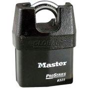 Master Lock® Shrouded Padlocks - No. 6325ka - Pkg Qty 24