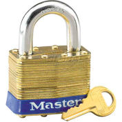 Master Lock® General Security Laminated Padlocks - No. 6ka - Pkg Qty 24