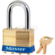 Master Lock® General Security Laminated Padlocks - No. 6kalf - Pkg Qty 24