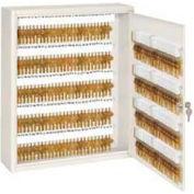 "Master Lock® Heavy Duty Key Cabinet, Holds 240-Keys, 20""W x 5""D x 16-1/2""H, with 2 Keys"