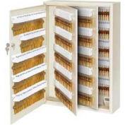 "Master Lock® Heavy Duty Key Cabinet, Holds 730-Keys, 25-1/2""W x 7""D x 18""H, with 2 Keys"