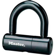 "Master Lock® No. 8118DPF Mini Me U-Lock; 3-15/16""L X 2""W - Pkg Qty 4"