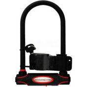 Master Lock® No. 8195D Bike Lock, Force 3 U-Lock - Pkg Qty 12