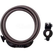 Master Lock® No. 8220D Cable Lock, 6' Combination Cable Lock - Pkg Qty 12