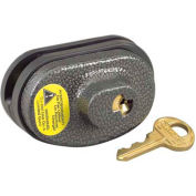 Master Lock® No. 90DSPT Keyed Trigger Lock - Keyed Different - Pkg Qty 4