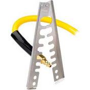 "Master Lock® Pneumatic Lockout, 1-3/8""W X 7-3/4""H X 1/8"" Thick - Pkg Qty 6"