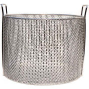 Marlin Steel Stainless Mesh Baskets 18x18x9, Price Each for Qty 5+